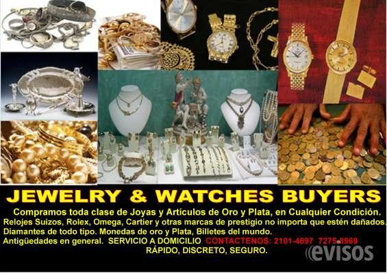 Compra de oro y plata en el salvador