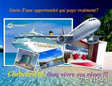 Excelente oportunidad de negocio con booking clubcard10