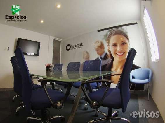Oficinas empresariales todo incluido