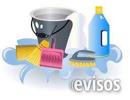 Muchacha para limpieza de casa