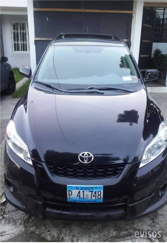 Toyota matrix 2010 sport
