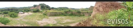 Ganga terreno bien ubicado
