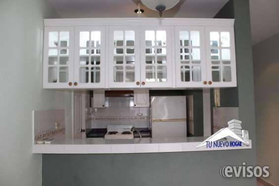 Apartamento con l/b en alquiler, colonia lomas de altamira