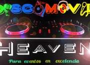 Discomovil audio sonido animacion iluminacion y karaoke para todo tipo de eventos sociales