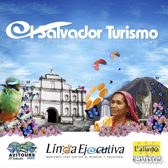 El salvador turismo - tours y transporte