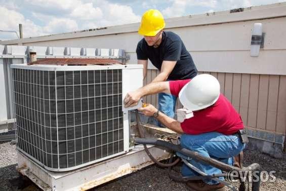 Servicios profesionales en aire acondicionado
