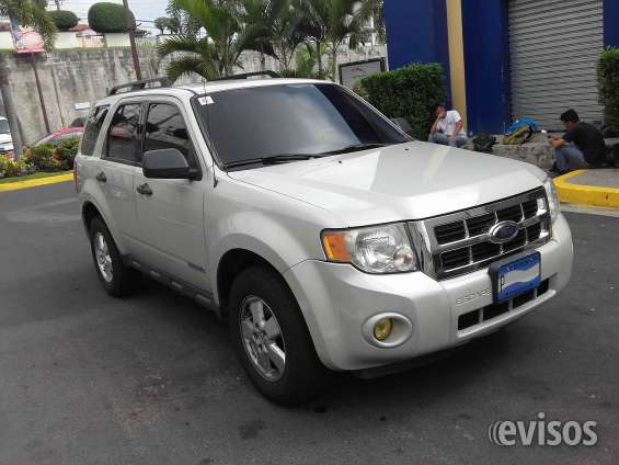 Ford escape 2008 4x4 nitida