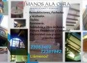 Remodelacion y mantenimiento residencial y comercial