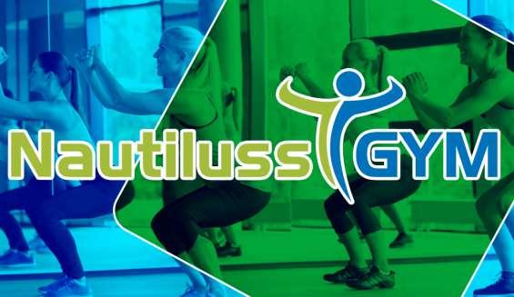 Gimnasio, nautilus gym escalón, pesas, cardio, spininng, aerobicos,
