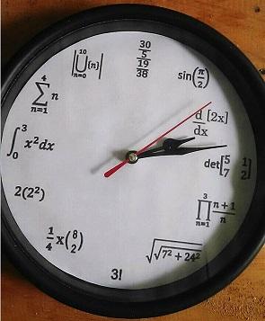 Ventas de relojes decorativos y personalizados.