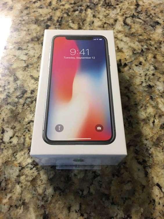 Nuevo apple iphone x, 8plus,8 ,samsung galaxy s8 plus ,sony ps4 pro
