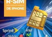 Liberación para todos los modelos de iphone de la compañía sprint etc.