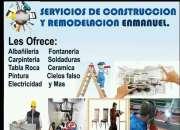 REPRESENTACIONES ENMANUEL-JHS,MANO DE OBRA,SERVICIOS VARIOS.