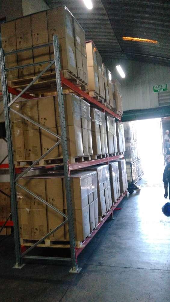 Fotos de Rack pesado o tipo selectivo para tarimas 12