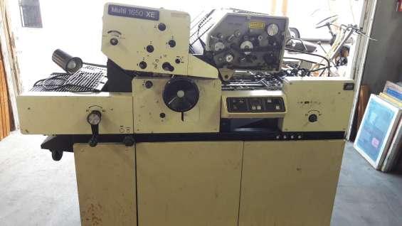 Super oferta maquina impresora multi