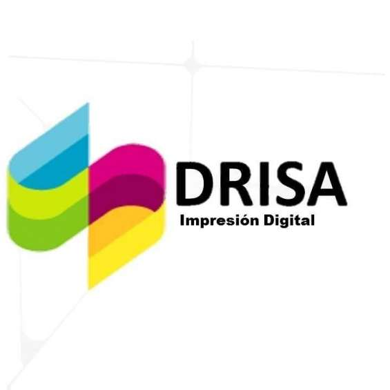 Gigantografia digital