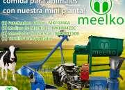 Extrusora Meelko para pellets alimentación  30-40kg/h