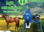 Extrusora Meelko para pellets alimentación de animales - MKED040C