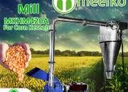 Molino Meelko completo para harina de trigo