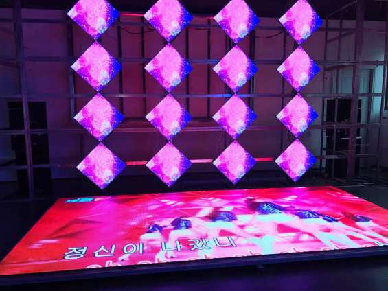 Pantallas de leds para eventos y conciertos, alquiler de pantallas de led