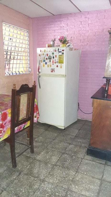 Habitación utilizada como comedor