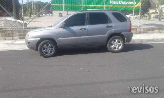Kia sportage 2007 4x4