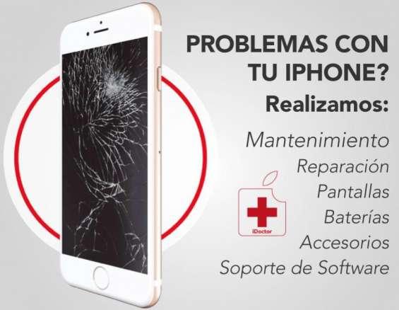 Doctor iphone el salvador: repuestos, liberación, jail break, partes y accesorios.