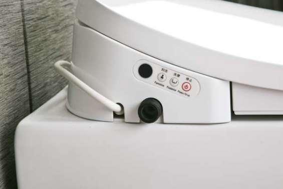 wall-hang sitting wc pan  intelligent toilet bidet