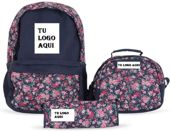 Cofeccion de mochilas