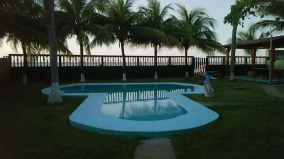 Rancho en playa dorada, sonsonate