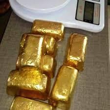 Ventas de lingotes de oro