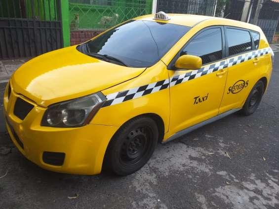 !!! vendo!!! taxi pontiac vibe / 2009 – extras.