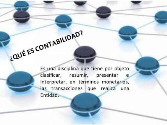 Contabilidades / auditorias / impuestos / admon. de planillas 7297-8482