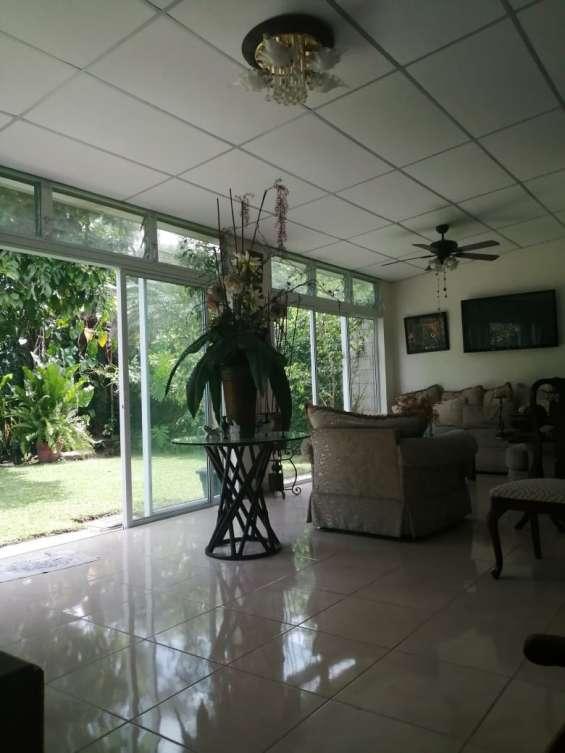 Vendo casa residencial quintas de las mercedes, san juan opico, remodelada como nueva