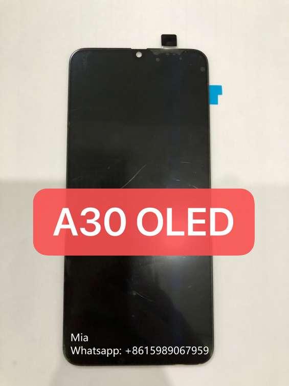 Repuesto para celulares pantalla lcd samsung a30 oled proveedor