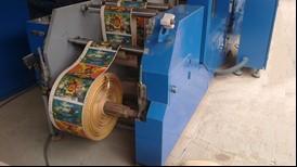 Maquina offset  imer  de 3 colores